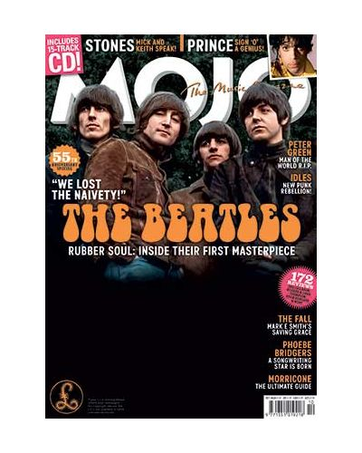 MOJO 323 – October 2020: The Beatles