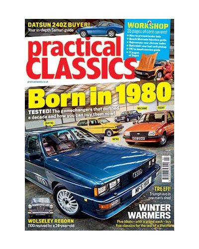 Practical Classics Digital issue February 2020