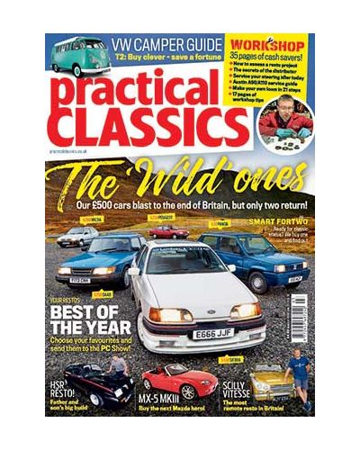 Practical Classics March 2020