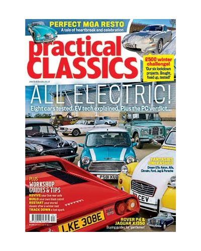 Practical Classics April 2021