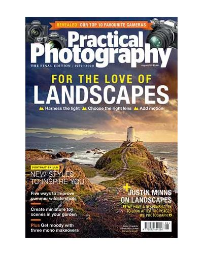 Practical Photography August 2020