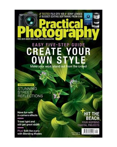 Practical Photography September 2019