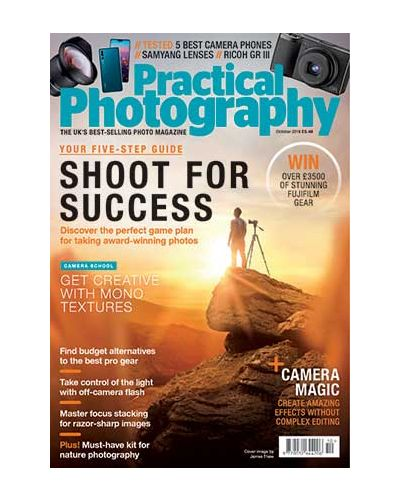 Practical Photography October 2019