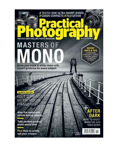 Practical Photography Digital issue November 2019