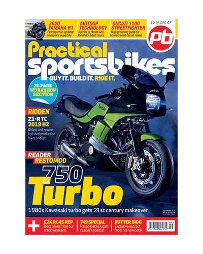 Practical Sportsbikes November 2019