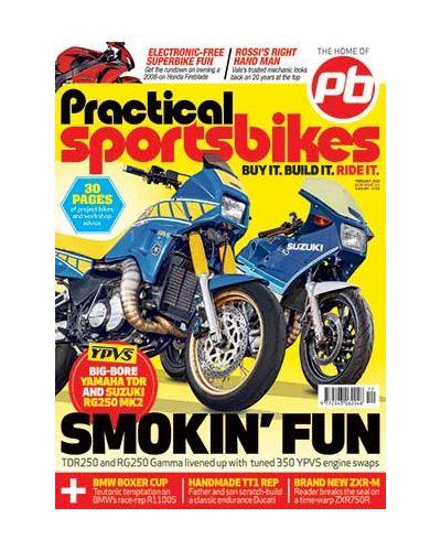 Practical Sportsbikes February 2020
