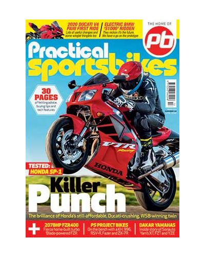 Practical Sportsbike March 2020
