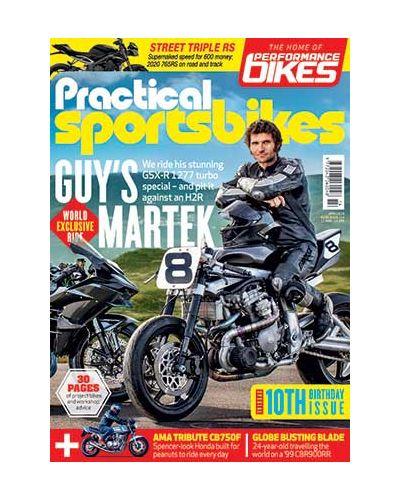 Practical Sportsbikes April 2020