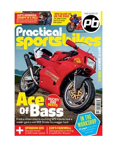 Practical Sportsbikes May 2020