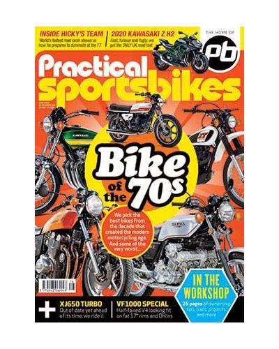 Practical Sportsbike June 2020