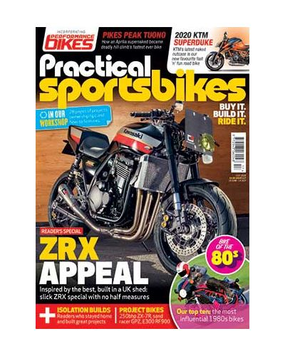 Practical Sportsbikes July 2020