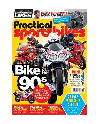 Practical Sportsbikes August 2020