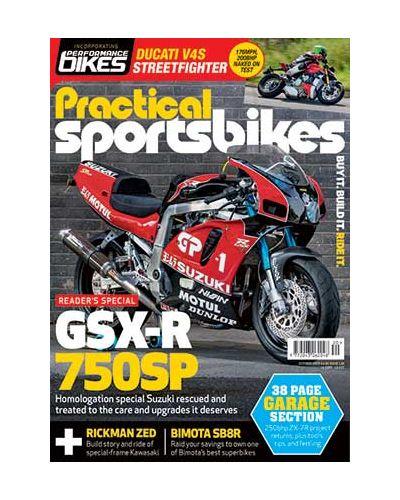 Practical Sportsbikes October 2020