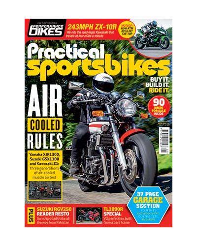 Practical Sportsbikes November 2020