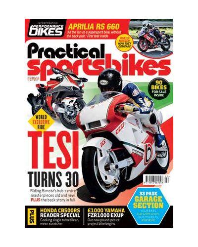 Practical Sportsbikes December 2020