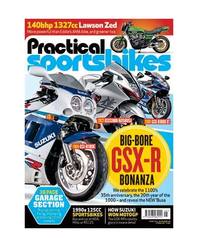 Practical Sportsbikes March 2021