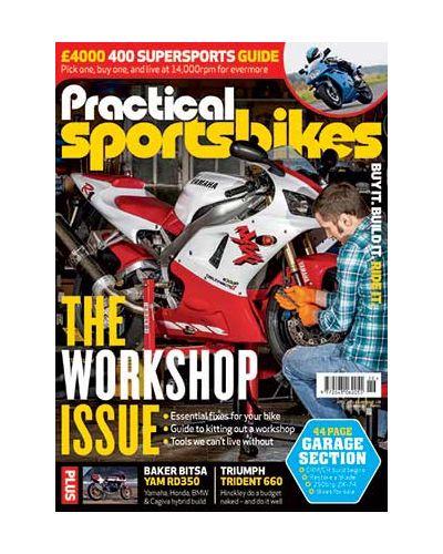 Practical Sportsbikes April 2021