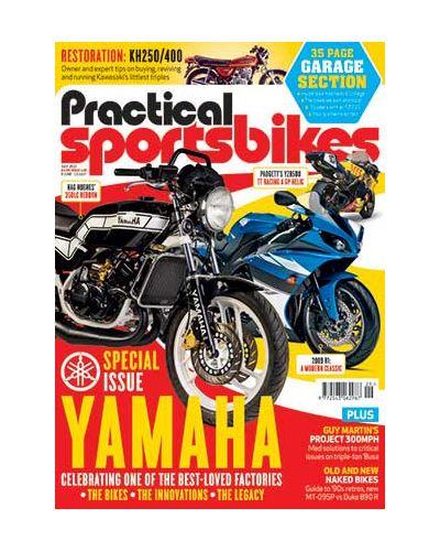 Practical Sportsbikes July 2021
