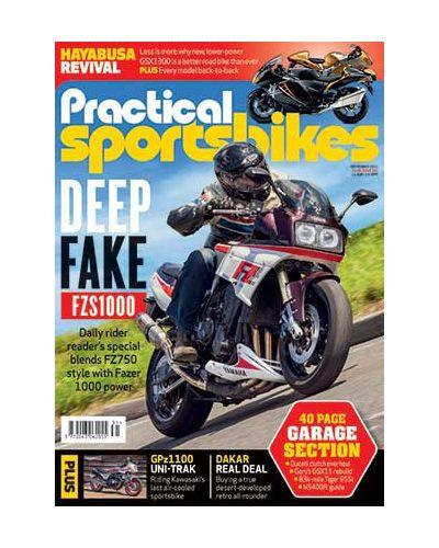 Practical Sportsbikes September 2021