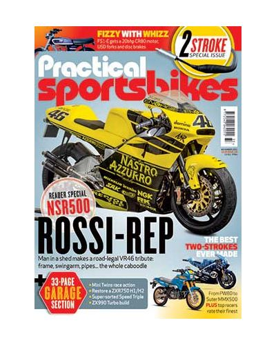 Practical Sportsbikes November 2021