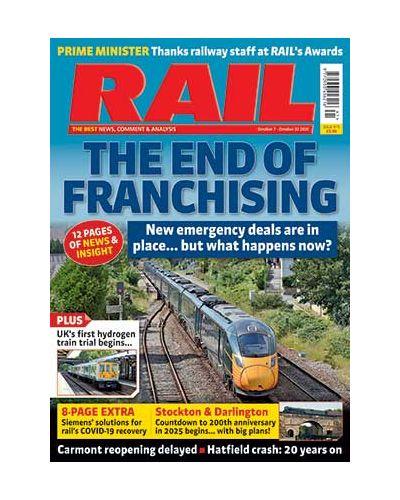 Rail Digital Issue 07/10/2020