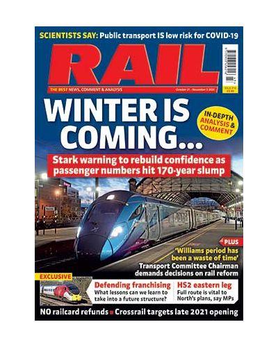 Rail Digital Issue 21/10/2020