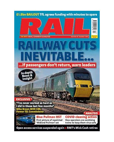 Rail Digital  Issue 18/11/2020