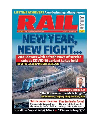 Rail Digital Issue 13/01/2021