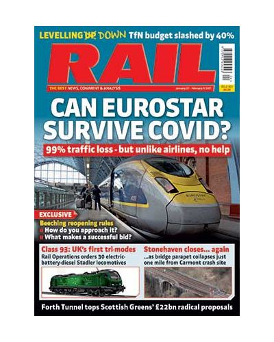 Rail Digital Issue 27/01/2021