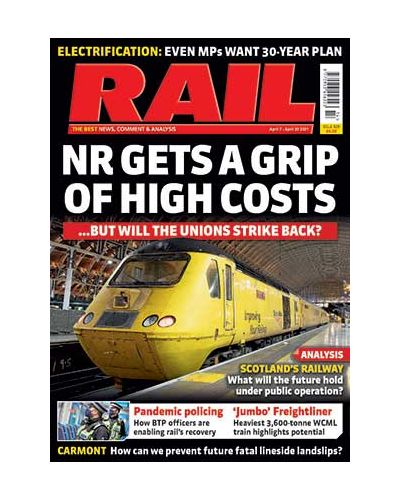 Rail Digital Issue 07/04/2021