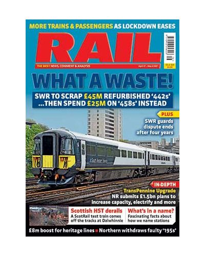 Rail Digital Issue 21/04/2021