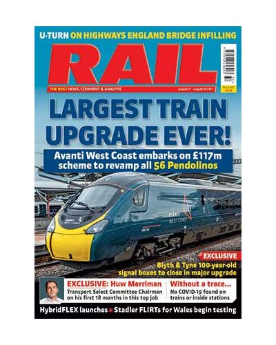 Rail Digital Issue 11/08/2021