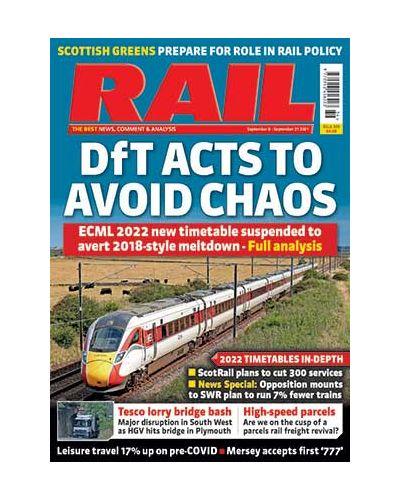 Rail Digital Issue 08/09/2021