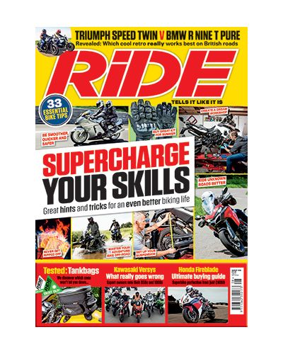 Ride August 2019