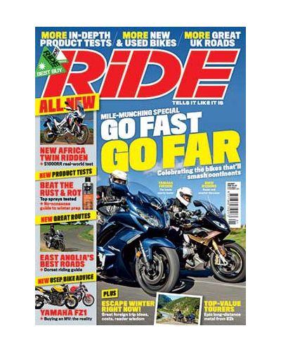 Ride January 2020