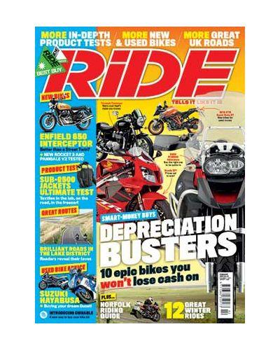 Ride February 2020