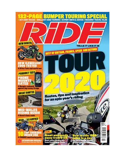 RiDE March 2020