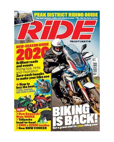 RiDE May 2020