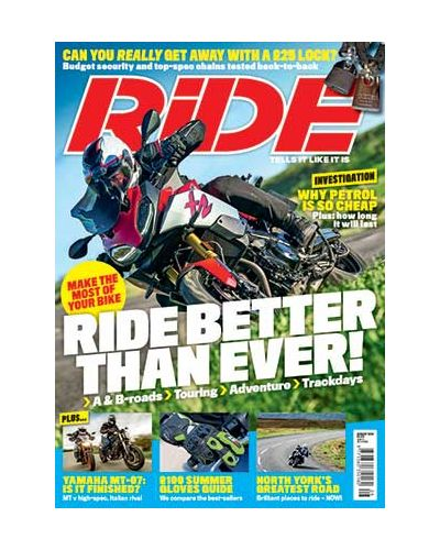 RiDE August 2020