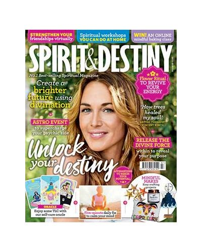 Spirit & Destiny July 2020