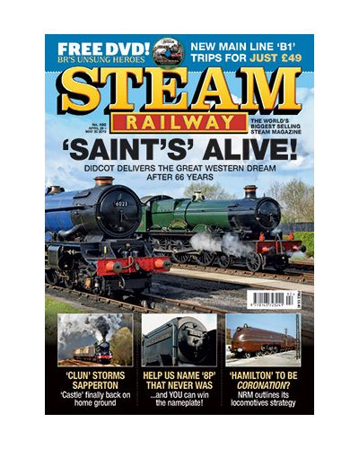 Steam Railway issue 492