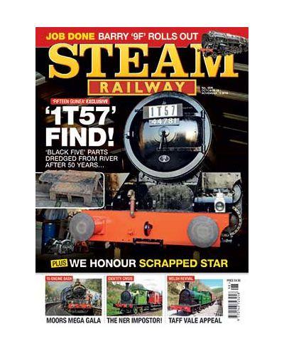 Steam Railway issue 498