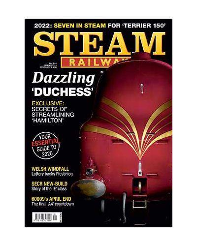 Steam Railway Issue 501