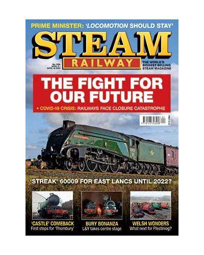 Steam Railway Issue 504