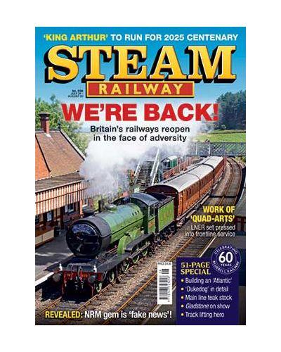 Steam Railway Issue 508