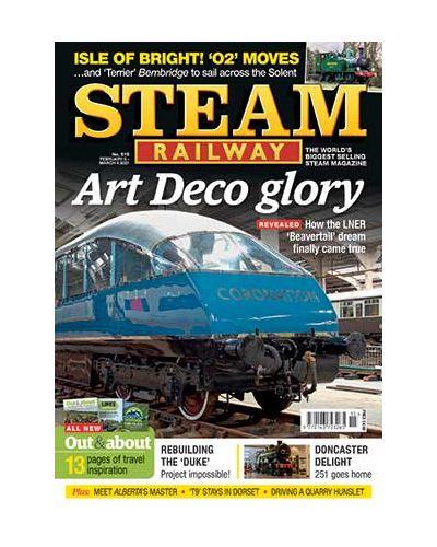 Steam Railway Issue 515