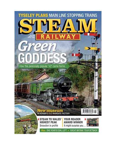 Steam Railway Issue 516