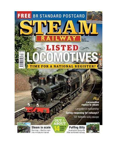 Steam Railway Issue 517