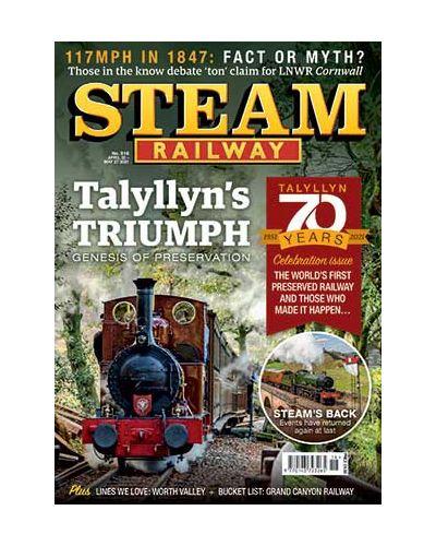 Steam Railway Issue 518