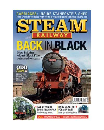 Steam Railway Issue 520